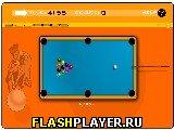 Игра Бильярд с десятью шарами онлайн