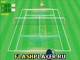 Игра Китчи теннис онлайн