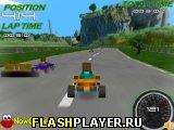 8-бит: 3Д гонки