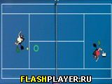 Игра Динамичный теннис 2000 онлайн