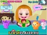 Игра Причёска для маленькой Хейзел онлайн
