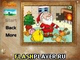 Рождественская головоломка пазл