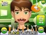 Игры Бен 10 онлайн – Проблемы с зубами