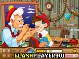 Спрятанные предметы: Пиноккио