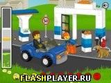 Лего газовая заправка