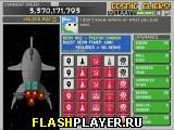 Игра Космические клики! онлайн