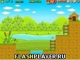Игра Аллигатор охотится на уток онлайн