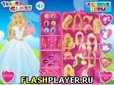 Игры для девочек Барби - невеста