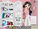 Игра Одень куклу братц онлайн