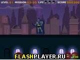 Бэтмен спасает людей