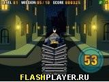 Игра Мощный удар Бэтмена онлайн