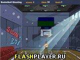 Игра Слим бой - Баскетбол онлайн