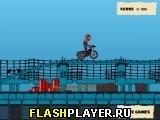 Человек-Паук комбо байкер