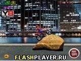 Человек-Паук байкер