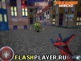 Удивительный Человек-паук – Клон ящерицы