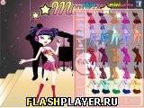 Игра Чиби Муса одевалка онлайн