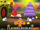 Игра Счастливая обезьянка – Пасха онлайн