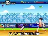Игра Барьерный бег 110м онлайн