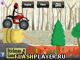 ATV гонка стикмена