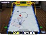 Воздушный хоккей: Бьющиеся тыквы
