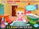 Игра Малышка Хейзел – проблемы с кожей онлайн