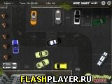 Парковка полицейской машины 3