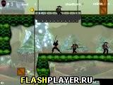 Игра Новая битва ниндзя 2 онлайн