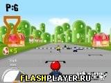 Супер Марио 3D гонки на картах