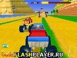 Монстр-джип Марио 3Д