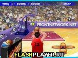 Игра Трёхочковый бросок онлайн