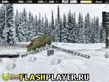 Зимний танковый удар
