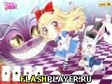 Алиса в стране аниме