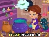 Волшебная микстура маленькой ведьмы