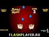 Игра Мания жонглирования онлайн