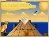 Игра Котячий боулинг онлайн