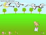 Игра Ребёнок-разрушитель онлайн