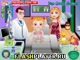 Игра Малышка Хейзел – перелом руки онлайн