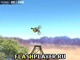 Профессиональный вело трюкач