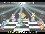 Игра Сумашедшие танцы  Nr.5 онлайн