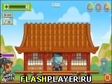 Быстрый ниндзя-защитник