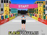 Игра Rollerblade Поймай файлы! онлайн