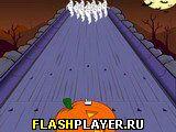 Игра Боулинг (хелуин) онлайн