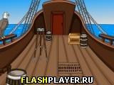 Побег с пиратского корабля