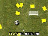 Игра Футбольный трек онлайн