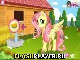 Пони в салоне причёсок