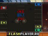 Игра Хаос на автостоянке онлайн