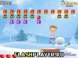 Игра Малышка Хейзел собирает подарки онлайн