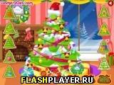 Украшение рождественской ёлки