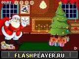 Побег из комнаты с новогодними подарками