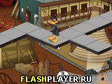 Игра Студия приключений Даффи онлайн